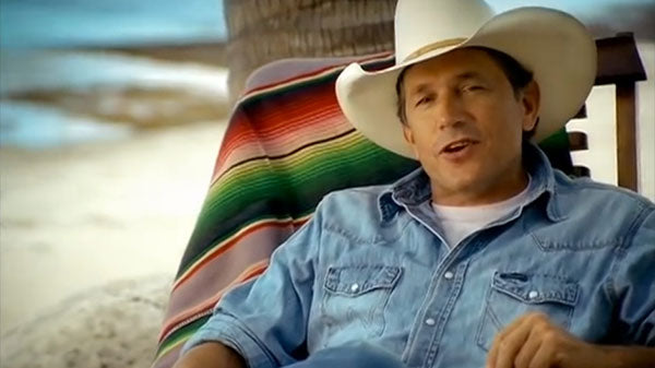 George Strait - The Seashores Of Old Mexico (VIDEO) | Country Music Videos