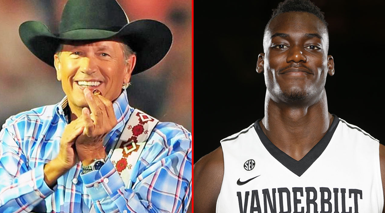 George strait Songs | George Strait's Songs Taught College Basketball Player How To Speak English | Country Music Videos