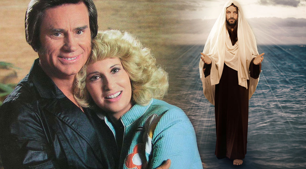 Tammy wynette Songs | George Jones and Tammy Wynette - Let's All Go Down To The River (WATCH) | Country Music Videos