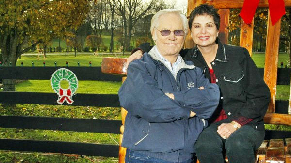 George jones Songs | Merry Christmas from George and Nancy Jones! (VIDEO) | Country Music Videos