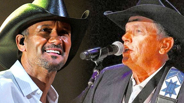 George strait Songs | George Strait and Tim McGraw - Nobody In His Right Mind Would've Left Her (WATCH) | Country Music Videos