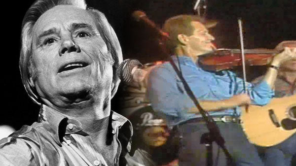 George jones Songs | George Jones & The Jones Boys - A Bluegrass Medley (LIVE) (VIDEO) | Country Music Videos