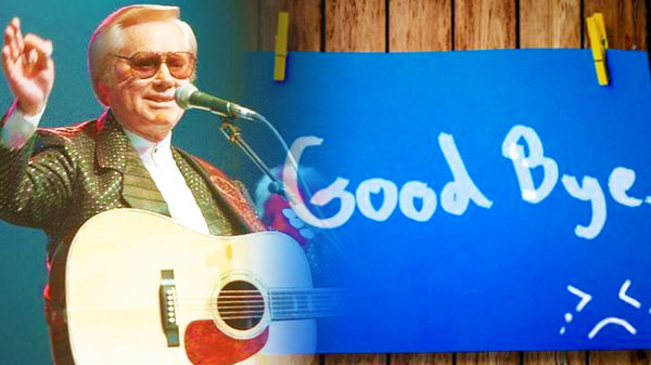 George jones Songs | George Jones - A Goodbye Joke (WATCH) | Country Music Videos