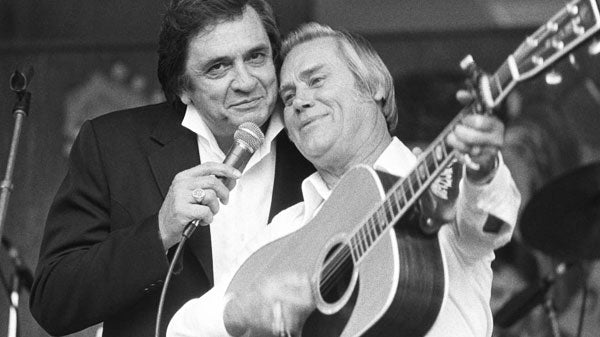 George jones Songs | George Jones and Johnny Cash - I Got Stripes (WATCH) | Country Music Videos