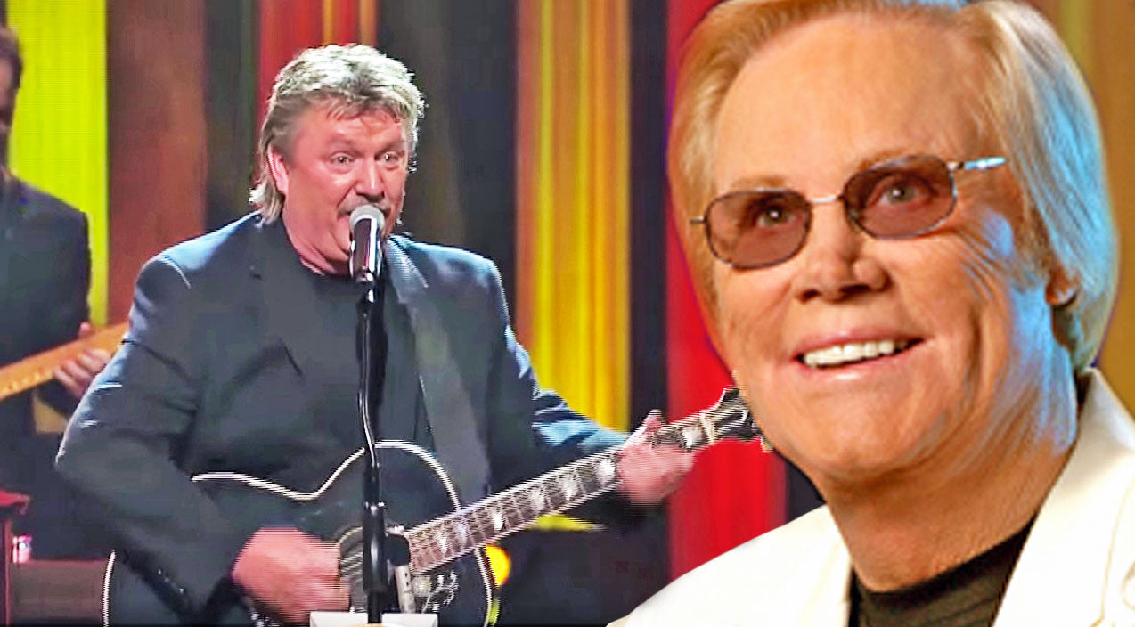 Joe diffie Songs | Joe Diffie Performs Incredible Tribute To The Legendary George Jones | Country Music Videos