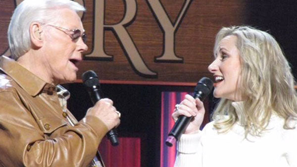 George jones Songs | George Jones & Daughter Sing Tearjerking Duet In Original Song Of Forgiveness | Country Music Videos