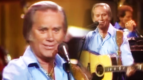 George jones Songs | George Jones - No Show Jones (LIVE Performance) | Country Music Videos