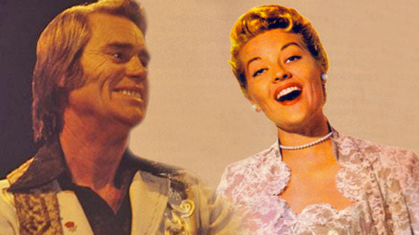 Patti page Songs   George Jones and Patti Page - You Never Looked That Good When You Were Mine (VIDEO)   Country Music Videos