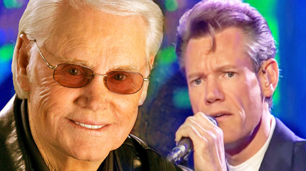 Randy travis Songs | Randy Travis Wows With George Jones'