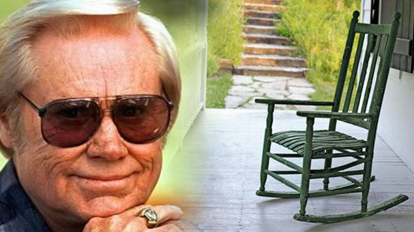 George Jones - I Don't Need Your Rocking Chair (VIDEO) | Country Music Videos