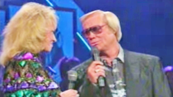 Tammy wynette Songs | George Jones and Tammy Wynette - Golden Ring (CMA Awards) | Country Music Videos