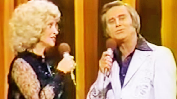 Tammy wynette Songs | George Jones and Tammy Wynette - Two Story House (LIVE) (WATCH) | Country Music Videos