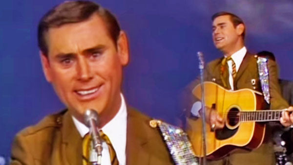 George jones Songs | George Jones - The Race is On (LIVE 1970) | Country Music Videos