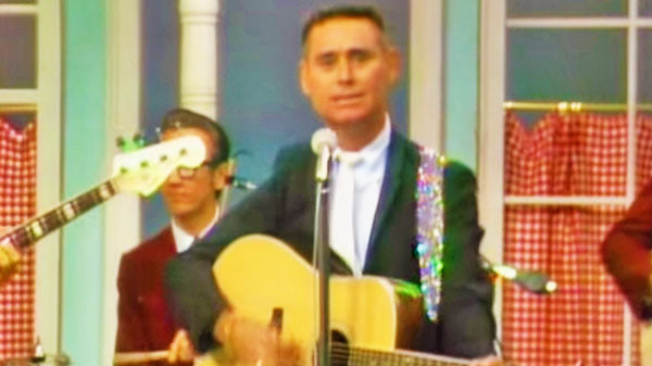 George jones Songs | George Jones - The Race is On (LIVE) | Country Music Videos