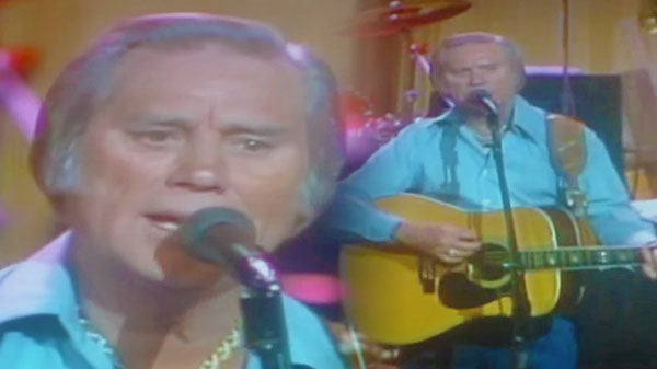 George jones Songs | George Jones - Who's Gonna Fill Their Shoes (LIVE) | Country Music Videos
