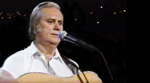 George jones Songs | George Jones Brings Sorrow To New Level With 'He Stopped Loving Her Today' Performance | Country Music Videos