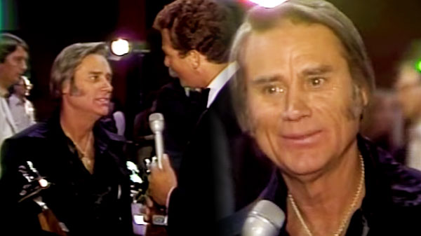 George jones Songs | George Jones - ACM Awards Interview (circa 1980) | Country Music Videos