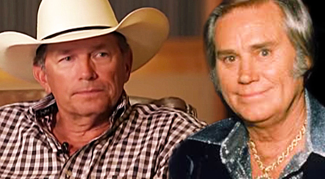George jones Songs | George Strait Mournfully Remembers His Influential Icon George Jones | Country Music Videos