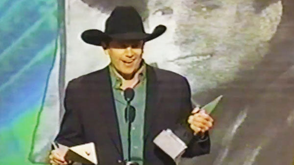 George strait Songs | George Strait - Favorite Country Album Award (1998) | Country Music Videos