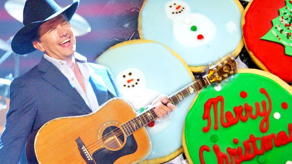 George strait Songs | George Strait - Christmas Cookies (VIDEO) | Country Music Videos