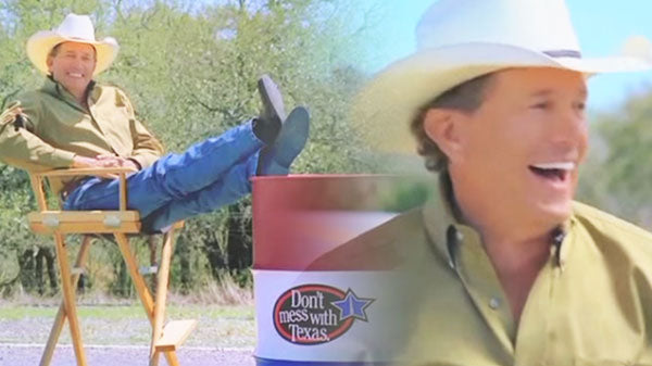 George strait Songs | George Strait Don't Mess with Texas Bloopers (VIDEO) | Country Music Videos