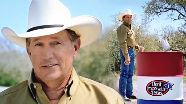 George strait Songs | George Strait - Don't Mess with Texas | Country Music Videos