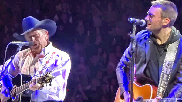 George strait Songs | George Strait and Eric Church - Easy Come, Easy Go (VIDEO) | Country Music Videos