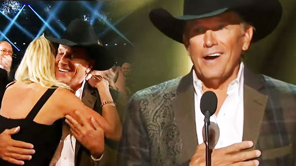 George strait Songs | George Strait - The Entertainer of the Year (Tear-Jerking Acceptance Speech) | Country Music Videos