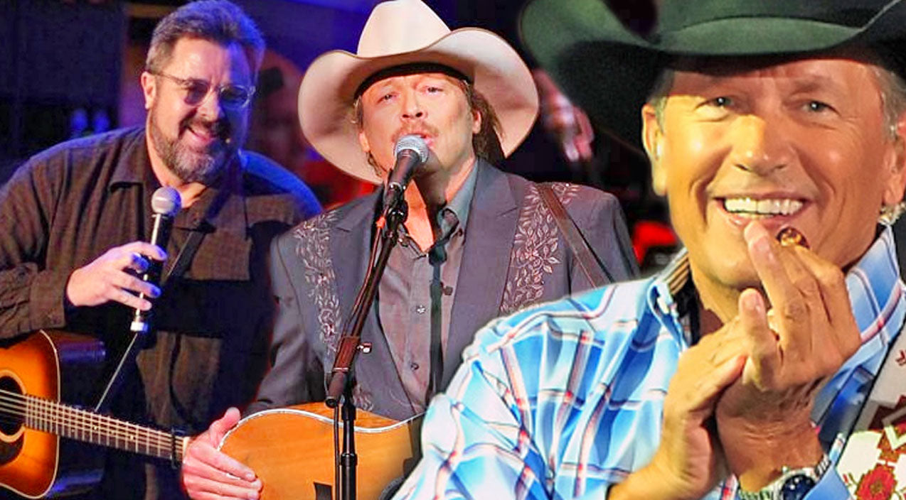 George strait Songs | George Strait And Friends Perform