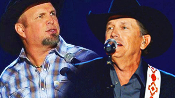 George strait Songs | George Strait & Garth Brooks Perform Duet For ACM Awards (WATCH) | Country Music Videos