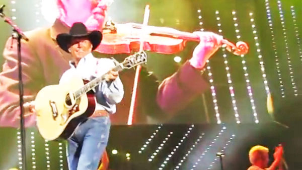 George strait Songs | George Strait - Heartland (LIVE From the San Antonio Alamo Dome) (VIDEO) | Country Music Videos
