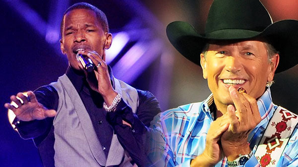 George strait Songs | Jamie Foxx Delivers Flawless George Strait Tribute In Star-Studded Special | Country Music Videos