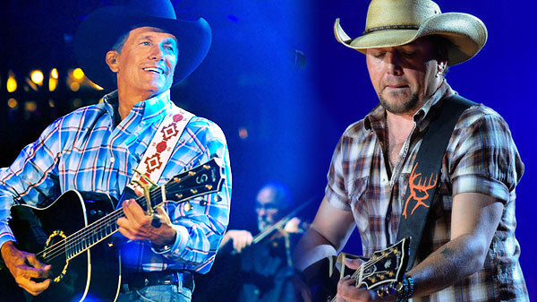 George strait Songs | George Strait & Jason Aldean -