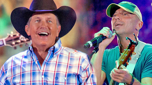 George strait Songs | George Strait & Kenny Chesney - Ocean Front Property (LIVE) (WATCH) | Country Music Videos