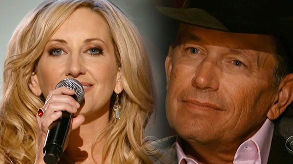 George strait Songs | George Strait, Artist Of The Decade - Stand There And Sing (Lee Ann Womack) (LIVE) (VIDEO) | Country Music Videos
