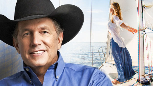 George strait Songs | George Strait - She Took The Wind From His Sails (VIDEO) | Country Music Videos