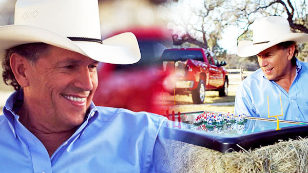 George strait Songs | George Strait - Tailgating Season (Chevy Promo) (VIDEO) | Country Music Videos