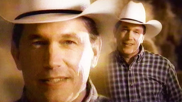 George strait Songs | George Strait - Tractor Supply Promo (circa 1998) | Country Music Videos