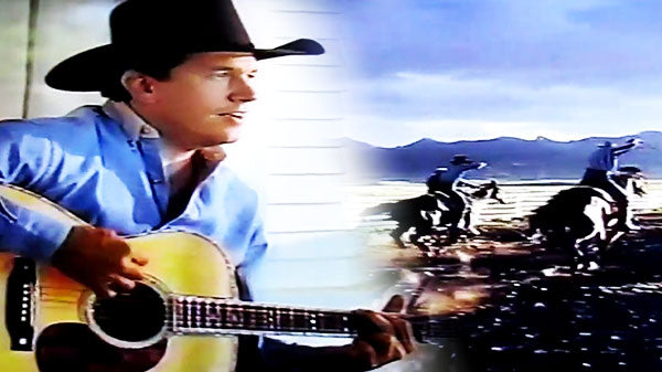 George strait Songs | George Strait: The Man Who Made Wranglers Famous (Original Commercial) (VIDEO) | Country Music Videos