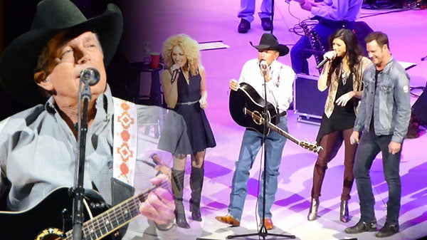 George strait Songs | George Strait & Little Big Town - You Look So Good In Love (LIVE) (VIDEO) | Country Music Videos