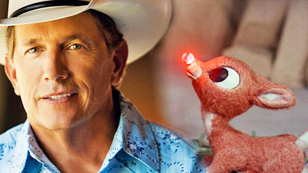 George strait Songs | George Strait - Rudolph The Red-Nosed Reindeer (VIDEO) | Country Music Videos