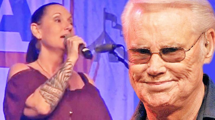 Vince gill Songs | Georgette Jones Gracefully Sings 'Choices' In Tribute To Her Legendary Father | Country Music Videos