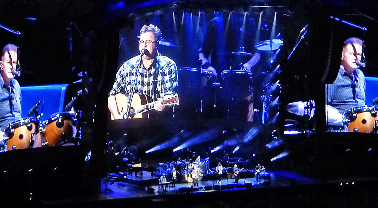 Vince gill Songs   Vince Gill Teams Up With The Eagles For Phenomenal Tribute To Late Member   Country Music Videos