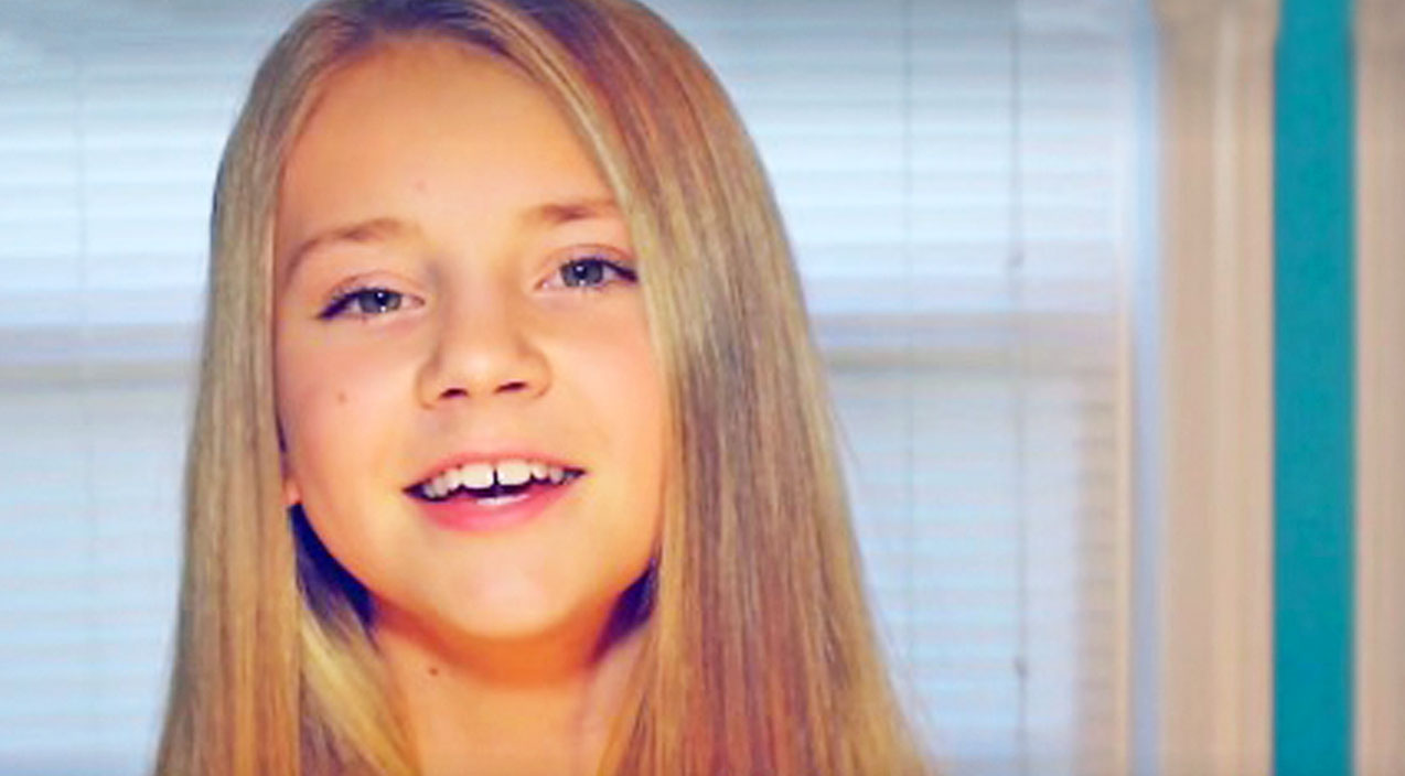 Tegan marie Songs | 12-Year-Old Girl's Jaw-Dropping Cover Of 'H.O.L.Y.' Goes VIRAL! | Country Music Videos
