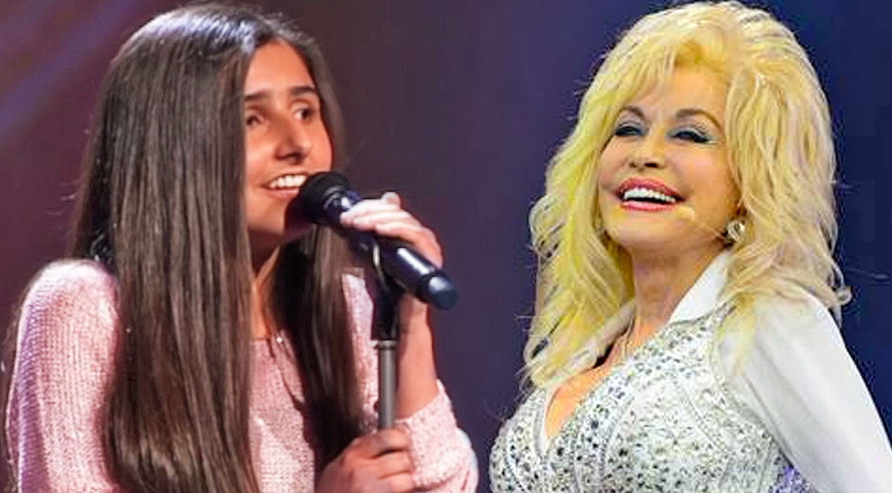Whitney houston Songs | Young Girl Blows Judges Away With Jaw-Dropping Rendition Of 'I Will Always Love You' | Country Music Videos