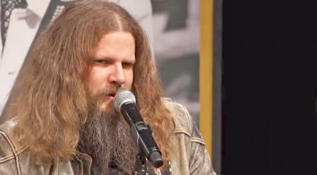 Jamey johnson Songs | Drop Everything & Watch Jamey Johnson Sing The #1 Hit He Wrote For George Strait | Country Music Videos
