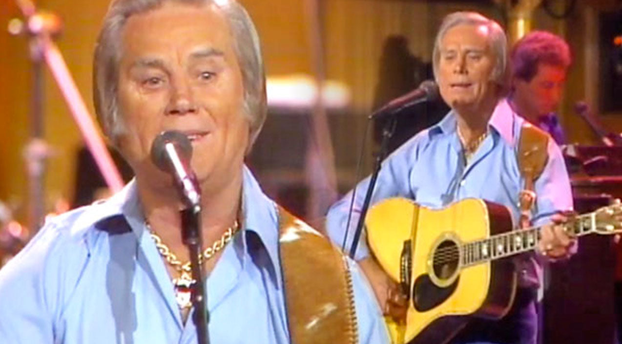 George jones Songs | George Jones - The Grand Tour (VIDEO) | Country Music Videos
