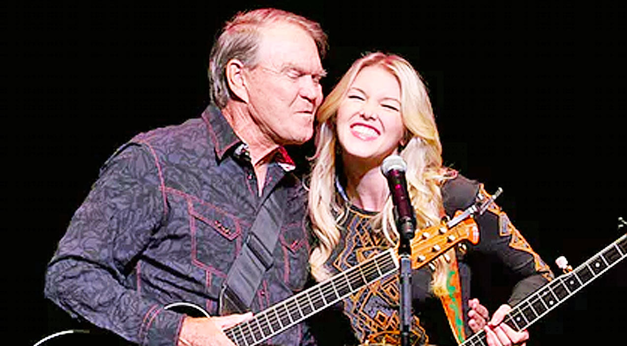 Glen campbell Songs | Ashley Campbell Speaks Out On Controversy Surrounding Her Father's Older Children | Country Music Videos