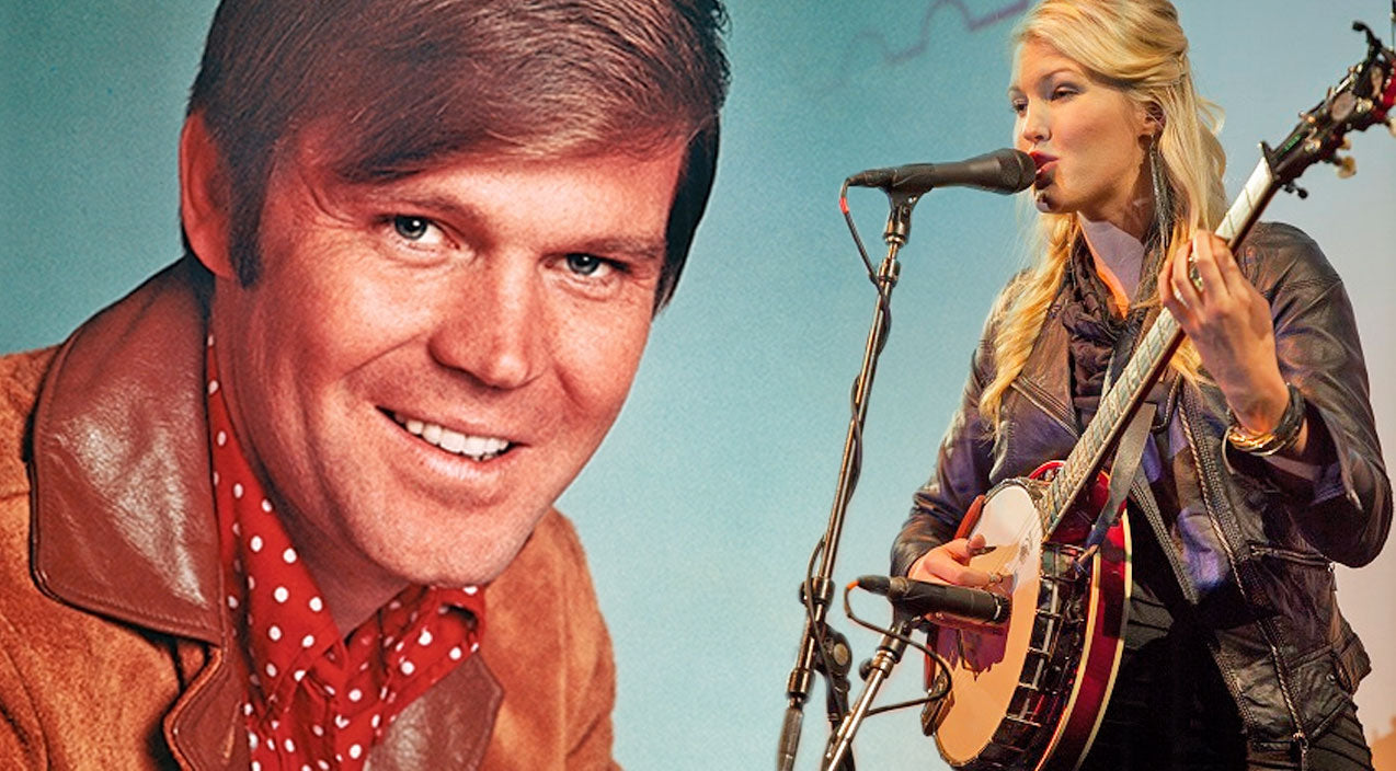 Glen campbell Songs | Glen Campbell's Daughter Sings The Heartbreaking Song She Wrote For Her Dad,