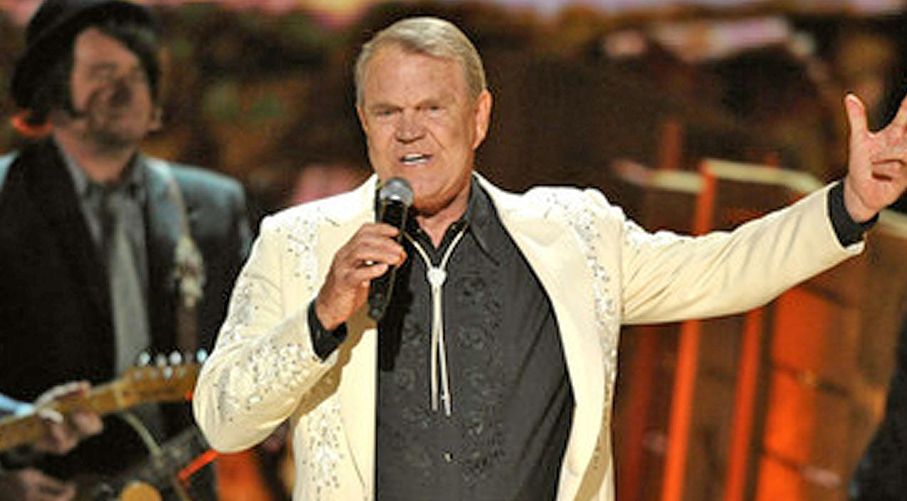 Glen campbell Songs | Final Televised Performance | Country Music Videos